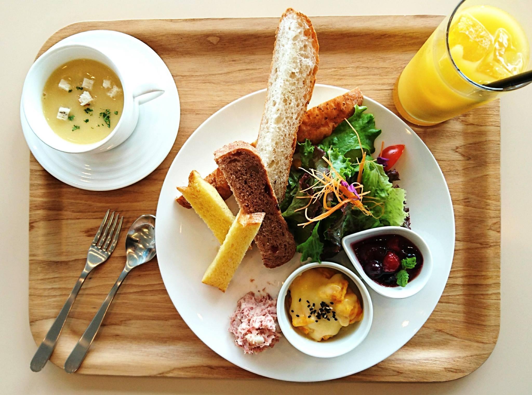 新潟市パンとカフェのシエール